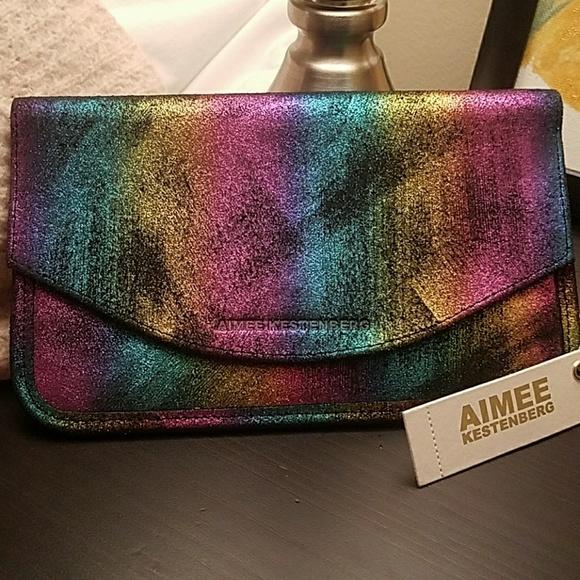 Aimee Kestenberg Handbags - Aimee KESTENBERG Miami Envelope Wallet